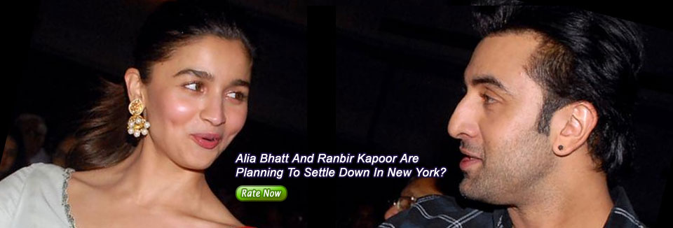 Ranbir Kapoor-Alia Bhatt planning to settle down in New York?