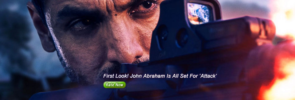 First Look! John Abraham Is All Set For 'Attack'