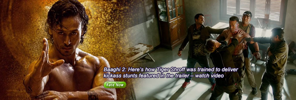 Baaghi 2: Here's how Tiger Shroff was trained to deliver kickass stunts featured in the trailer – watch video