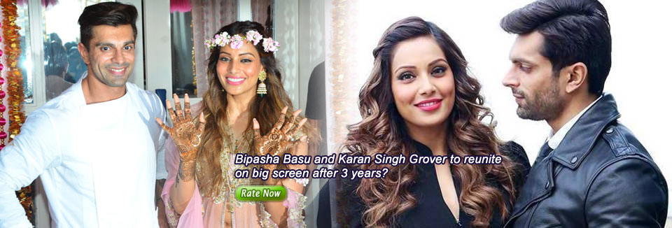 Bipasha Basu and Karan Singh Grover to reunite on big screen after 3 years?