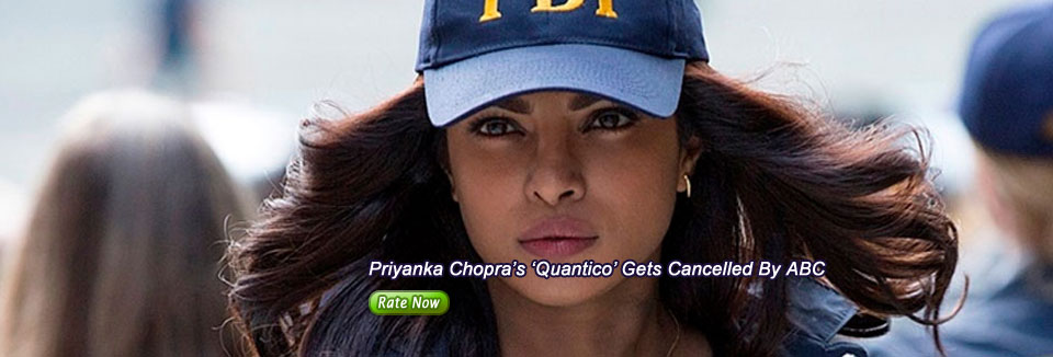 Priyanka Chopra's 'Quantico' Gets Cancelled By ABC