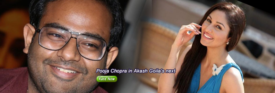 Pooja Chopra in Akash Goila's next