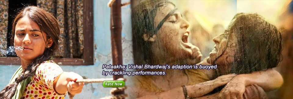 Pataakha Movie Review: A Stretched Fable
