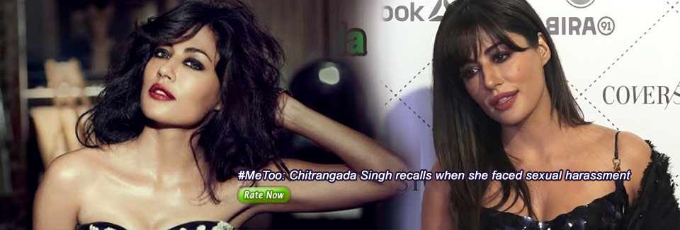 #MeToo: Chitrangada Singh recalls when she faced sexual harassment