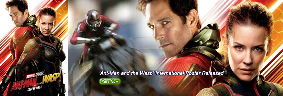 'Ant-Man and the Wasp' International Poster Released