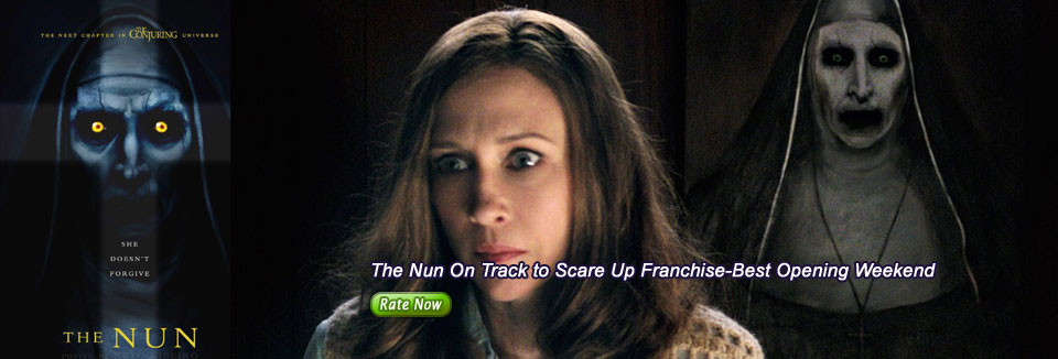 The Nun On Track to Scare Up Franchise-Best Opening Weekend