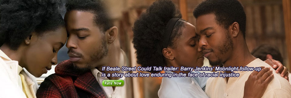 If Beale Street Could Talk trailer: Barry Jenkins' Moonlight follow-up is a story about love enduring in the face of racial injustice